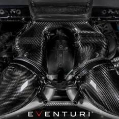 Porsche 991 Turbo / Turbo S – Black Carbon Intake