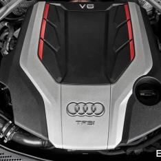 Audi B9 S5/S4 – Black Carbon Intake