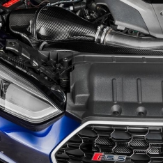 Audi B9 RS5/RS4 – Black Carbon Intake with secondary duct