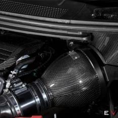 FK2 Civic Type R LHD – Black Carbon Intake