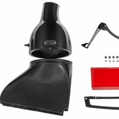 Audi S3 2.0 TFSI – Full Black Carbon Intake