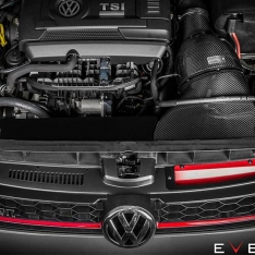 Audi S3 2.0 TFSI – Black Carbon Intake with Plastic Duct