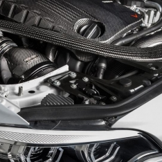 BMW F87 M2 Competition – Black Carbon Intake