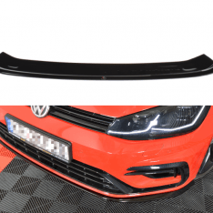 MAXTON DESIGN – FRONT SPLITTER V.7 VW GOLF 7 R FACELIFT