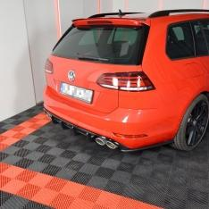 MAXTON DESIGN – REAR VALANCE VW GOLF 7 R VARIANT FACELIFT