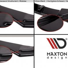 MAXTON DESIGN – CARBON LOOK SIDE SKIRTS DIFFUSERS BMW M2 F87 COUPÉ